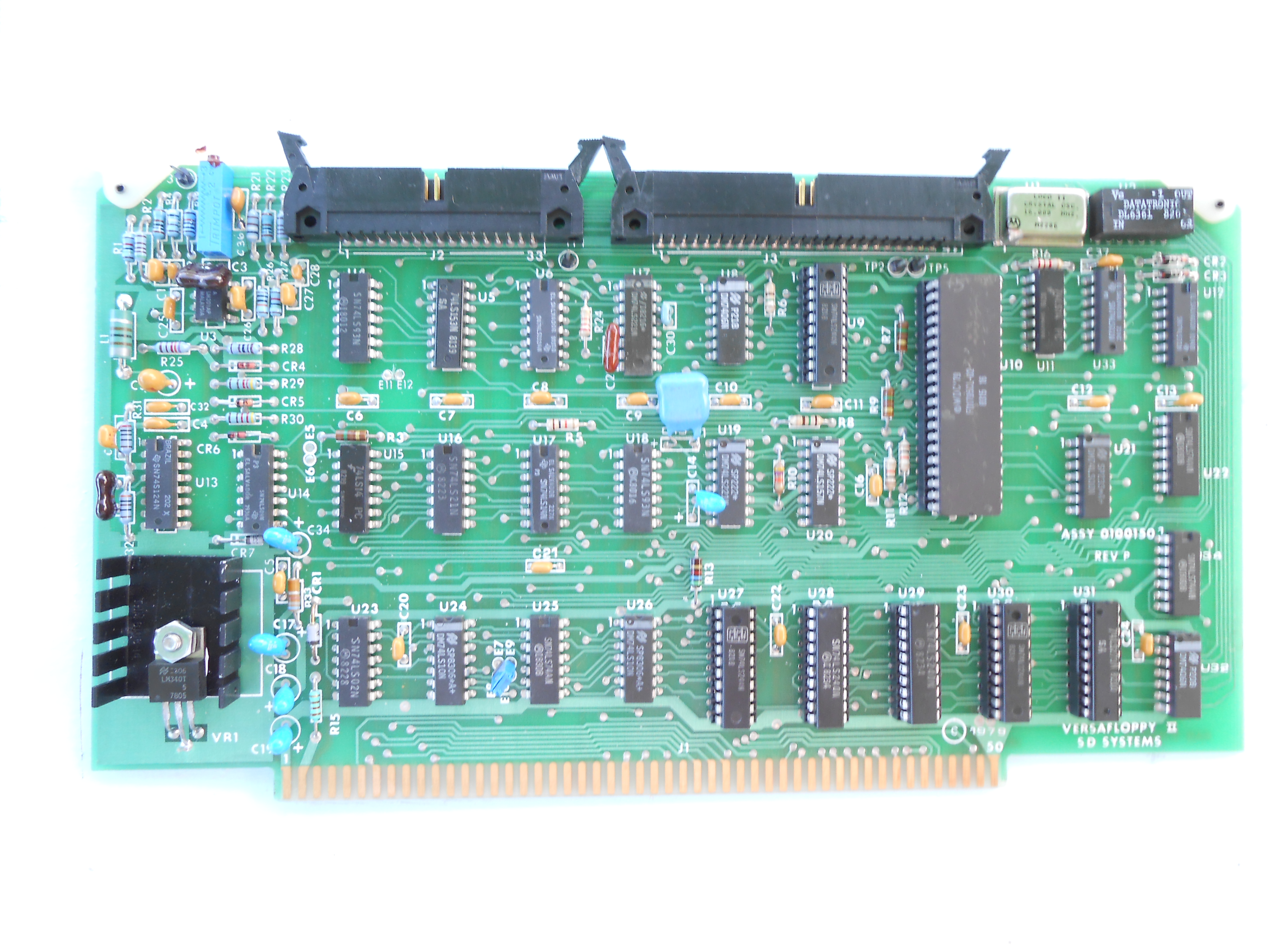 VF-II Board Top